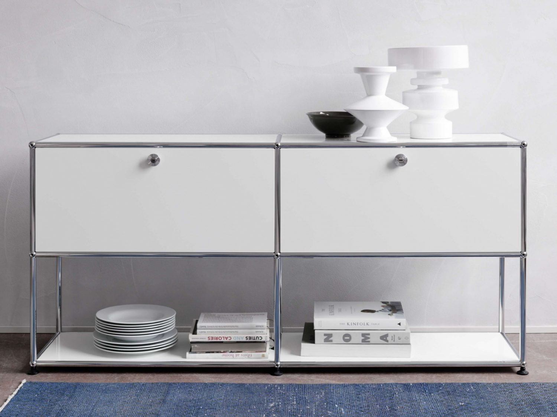 das usm regal. Black Bedroom Furniture Sets. Home Design Ideas